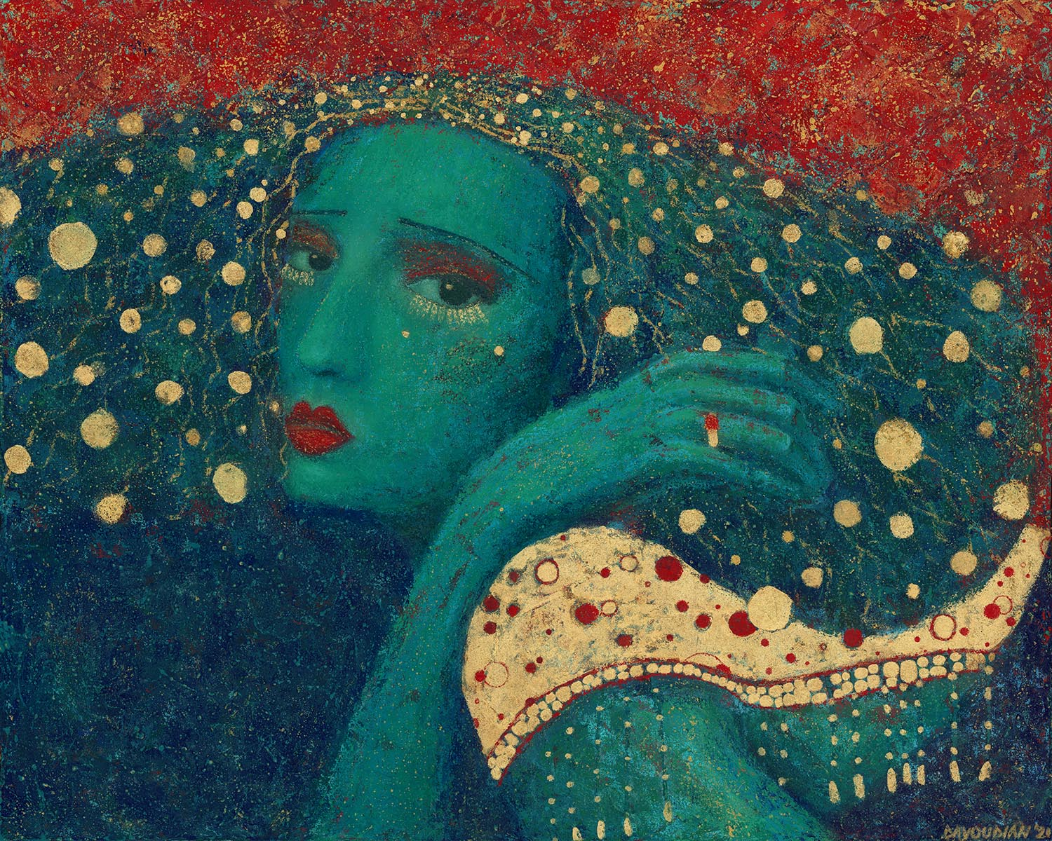 The Emerald Woman